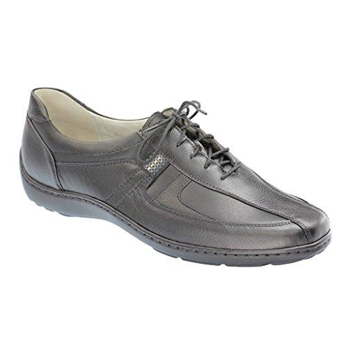 Nero Leather Womens 496000 Henni Shoes Waldlaufer xqw8COgHw