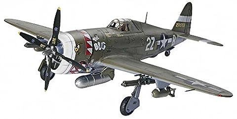 Revell P-47D Thunderbolt Razorback Plastic Model Kit - Model Plane