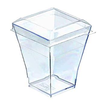 PacknWood Clear Plastic Lid For All 209MBTAITIB, 209MBTAITIN, 209MBTAIT & 209MBTAITIV Cups (Case of 300)