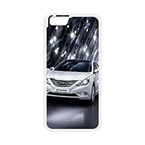 Hyundai iPhone 6 4.7 Inch Cell Phone Case White Phone cover SE8604677