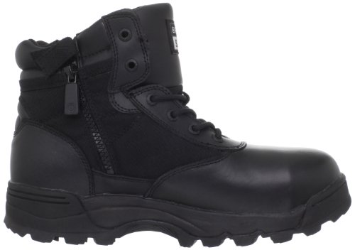 Original Swat Mens Classic 6 Waterproof Cst Work Boot Black