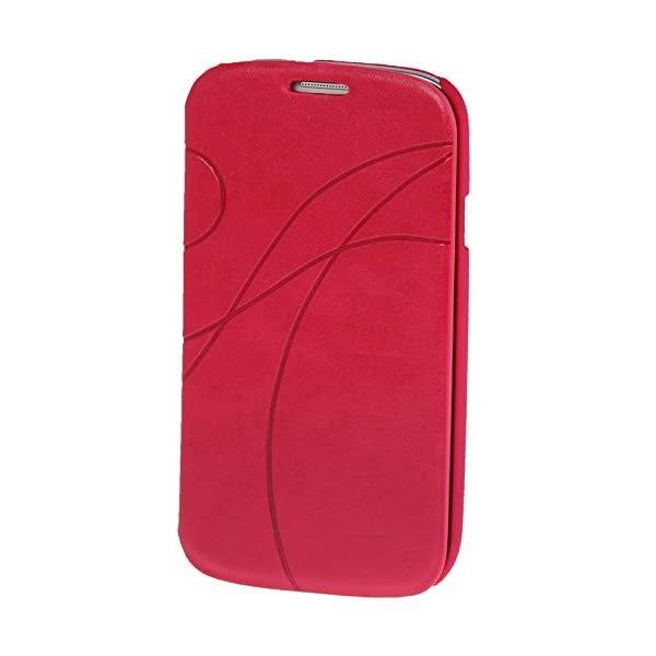 Fundas y estuches para teléfonos móviles, Dibujo de estampado del cuero del tirón con ranura para tarjeta de crédito / soporte / ventosa para el Samsung Galaxy S III / i9300 3