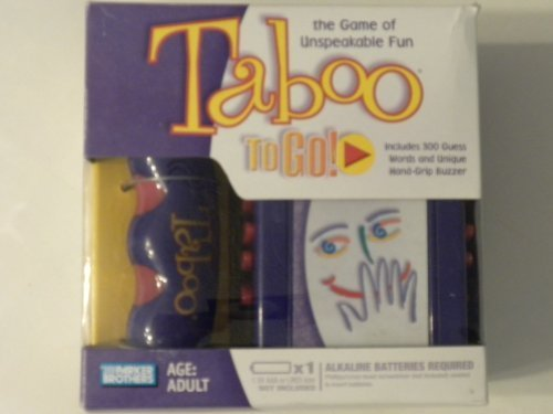 Taboo To Go!