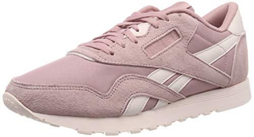 Donna Nylon smoky Rose Pink Rosa smoky Cl Ginnastica Scarpe pale seasonal Da Reebok Pink Seasonal X5OHzg