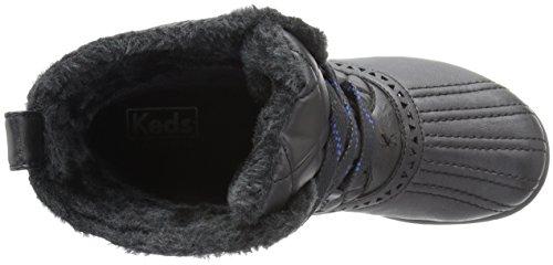 Keds Femme Snowday Bootie Botte De Neige Noir