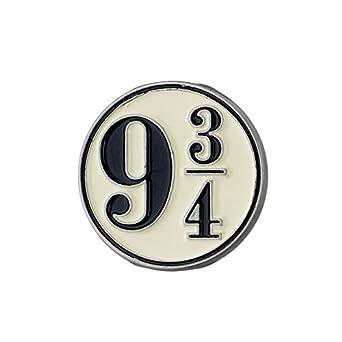 HARRY POTTER - Pin del andén 9 y 3 cuartos