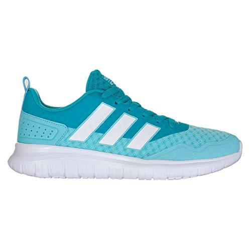 W Pour Chaussures Flex Sport Turquoise De Lite Femme Cloudfoam Adidas wqxPUwB