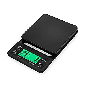 ANTEHOME LZX-737 Digital Kitchen Food Coffee Scale with LCD Display (5000g – 0.1g) 41bA5CxCWTL