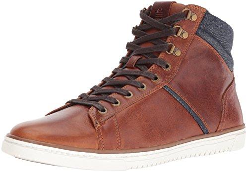 Aldo Men's Grieff Fashion Sneaker, Cognac, 8 D US