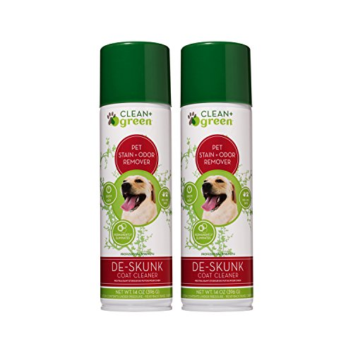 Clean Green DeSkunk Remover 14 Ounce