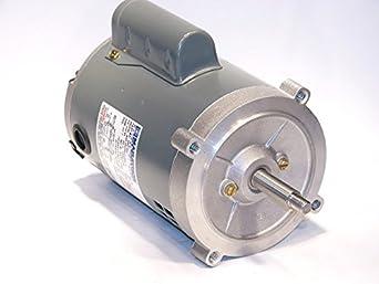 Bell gossett 1 3 hp 115v watchman motor electronic for Bell gossett motors