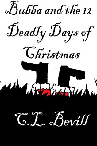book cover of Bubba and the 12 Deadly Days of Christmas