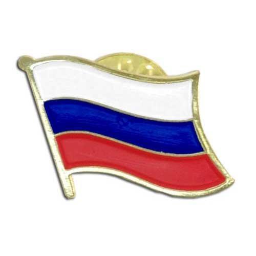 Russian Federation Lapel Pin - Cost Shipping International