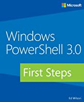 Windows PowerShell 3.0 First Steps Front Cover