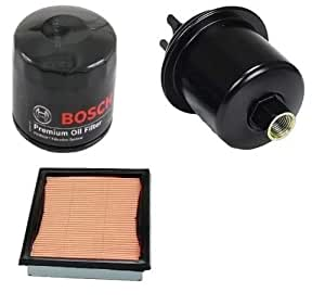Tune up kit opparts air fuel bosch engine oil for Motor oil for 1996 honda accord