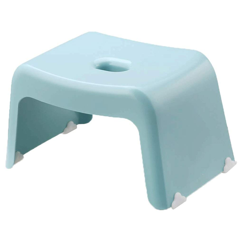 ZDXMZ Child Step Stool for Boys & Girls, Toilet Training Step Stool with Anti-Slip Grips for Kids (Color : C, Size : 26.524.537.5)