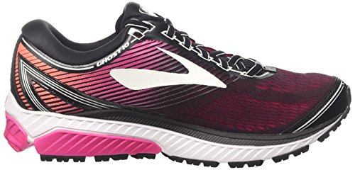 Scarpe livingcoral Da Ghost pinkpeacock black Donna Brooks 10 Multicolore Running xUEq6WzAw