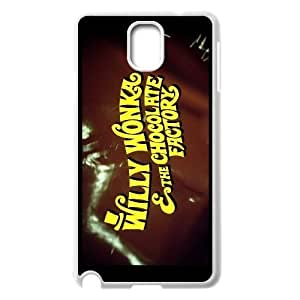 James-Bagg Phone case Wonka Bar Protective Case For Samsung Galaxy NOTE3 Case Cover Style-8