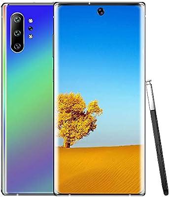2019 Nota 10+ 6,5 Pulgadas de Pantalla Completa Ver la Gota de rocío Smartphone con 13 MP cámara, el teléfono Android 9.1-Sim Free Mobile,Gradation,EUPlig: Amazon.es: Hogar