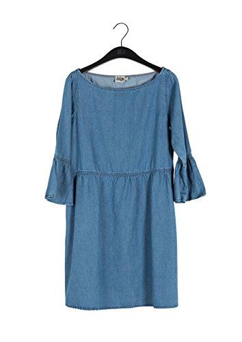 Twist amp; Tango Damen Kleid Deja Dress Blau Mid Blue Denim 39 WsM5b ...