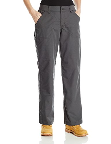 Carhartt Women's Force Extremes Pants, Shadow, 18 Carhartt Womens Work Pants