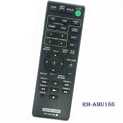 wholesale SONY RM-AMU186 System Audio Remote Control