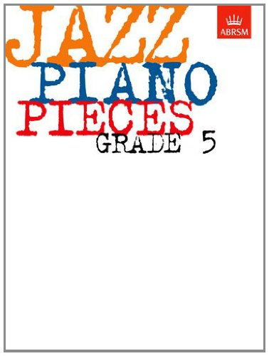 Jazz Piano Exam Pieces Grade 5