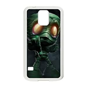 Samsung Galaxy S5 Cell Phone Case White League of Legends Amumu create cell phone case hgjk7149442