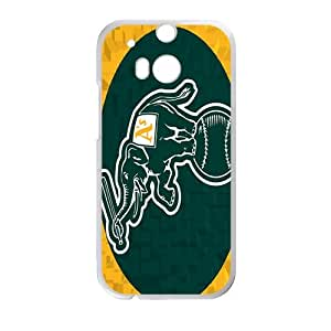 Oakland A's Phone Case for HTC One M8