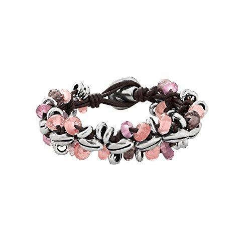 Uno de 50 FLORA bracelet PUL1614MCLMTL0M by Uno de 50