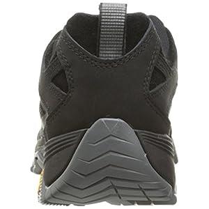 Merrell Men's Moab FST Hiking Shoe, Noire, 13 M US