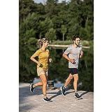 Salomon Men's Agile 2-in-1 Running Shorts, Black, L