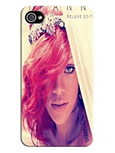 New Style fashionable TPU Design Plastic Hard Case for iphone 4/4s by runtopwell