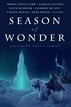 Season of Wonder by [Card, Orson Scott, Ellison, Harlan, Willis, Connie, Wolfe, Gene]