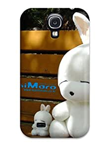 Awesome Mashimaro Flip Case With Fashion Design For Galaxy S4