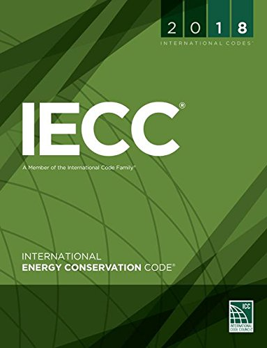 2018 International Energy Conservation Code (International Code Council Series)