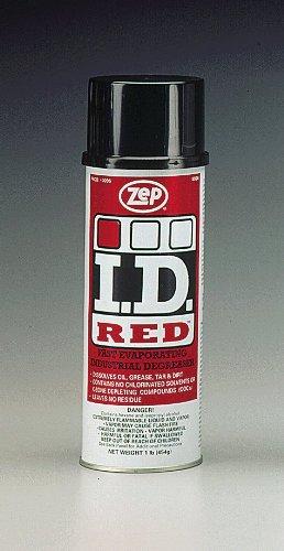 ZEP I.D. Red Fast-Evaporating Industrial Degreaser