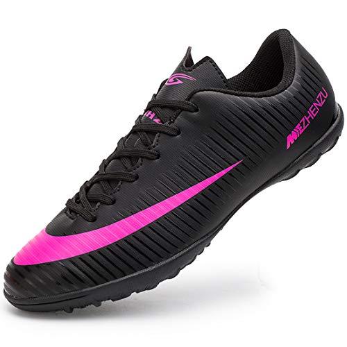 Easondea Botas de fútbol para Hombre Aire Libre Profesionales Zapatillas de fútbol para Exterior Atletismo Training…