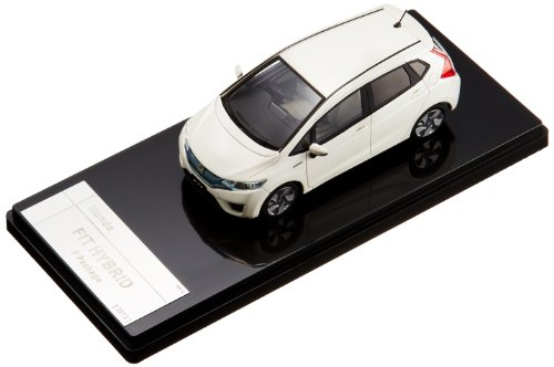 1/43 HONDA FIT HYBRID F Package(プレミアムホワイトパール) W44