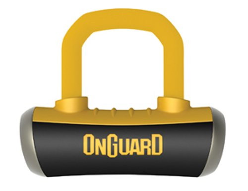 ONGUARD 8048C Boxer Orange 14mm X4 Shackle Disc ()