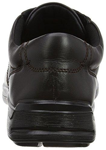 088 Mocasines Calientes Burton Oscuro Marrón Más para Hombre Marrones rw8qrSX