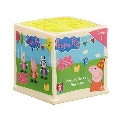 Peppa Pig 06920 PEPPA'S Secret Surprise, Multi