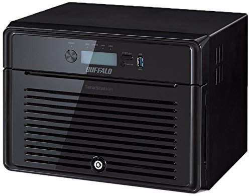 Buffalo TeraStation 5800 8-Drive 48 TB Desktop NAS for Small/Medium Business SMB (TS5800DN4808) by BUFFALO