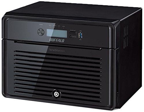 Buffalo TeraStation 5800 8-Drive 48 TB Desktop NAS for Small/Medium Business SMB (TS5800DN4808) by BUFFALO
