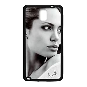 Angelina Jolie Cell Phone Case for Samsung Galaxy Note3