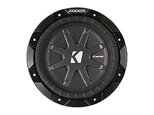 Amazon.com: Kicker 40CWRT82 8-Inch 600 Watt Slim Sub 2-Ohm