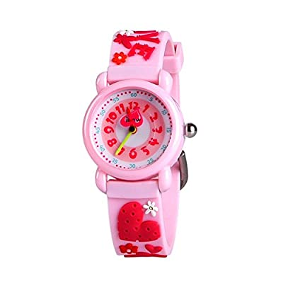 MICO Waterproof Watch for Kids, 3D Lovely Cartoon Design - Best Gifts from Mico