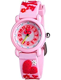 Gift for 3-11 Year Old Girls Kids, Girl Watch Toys for 4-10 Year Old Girl Kid Present for Girls Boys Age 5-12 Year Old Birthday Ideal Gifts