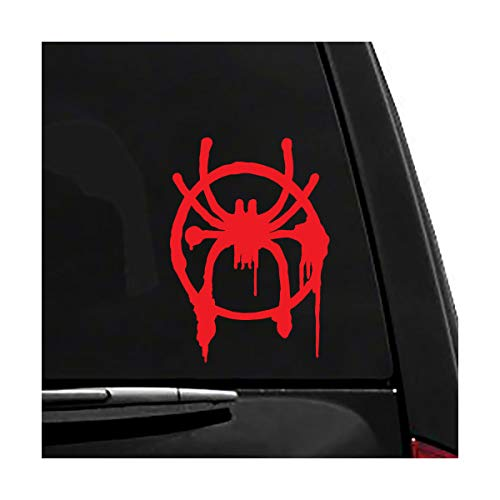 Vinyl Spider - Spider-Man - Into The Spider-Verse - Marvel - Vinyl Vehicle Sticker