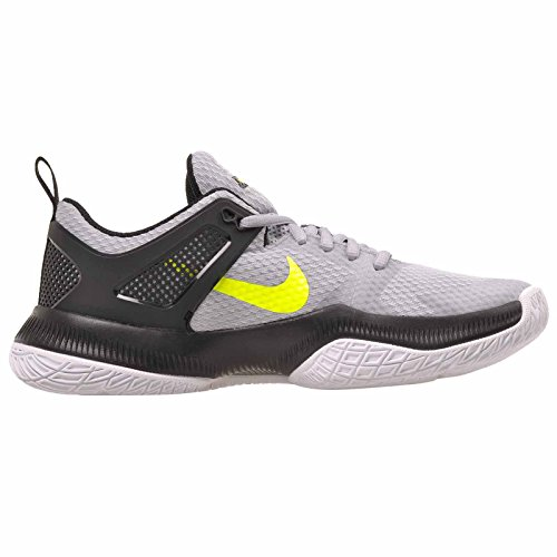 Volt Air Hyperace Grey Women's Shoes Wolf Volleyball NIKE Black Zoom A58nRSq